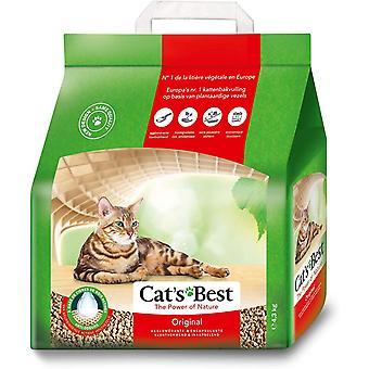 Cat's Miglior Lettiera Gatto Granula di Legno Originale - 4.3kg
