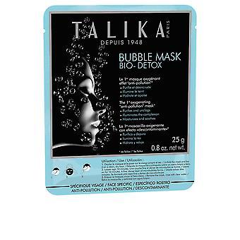 Talika Bubble Bio Detox Anti-vervuiling Masker 25 Gr voor vrouwen