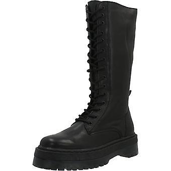 Alpe Boots 4356 06 Zwart