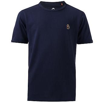 Boy's Luke 1977 Infant Trouser Snake Crew T-Shirt in Blue