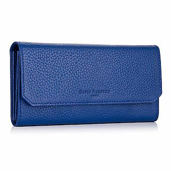 Sapphire Richmond Leather Continental Wallet