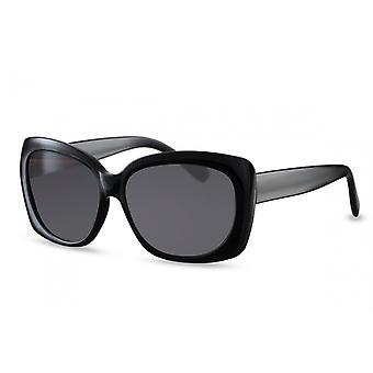 نظارات شمسية المرأة الفراشة Cat.3 أسود (CWI1571)