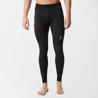 Odlo Men's Performance Warm Base Layer Pants Black