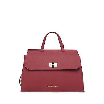 Trussardi -BRANDS - Bags - Handbags - 76BTS14_RED - Ladies - crimson