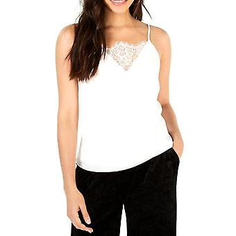 Leyden | Adjustable Lace-Trim Camisole