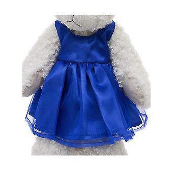 Alice's Bear Shop Tilly Dress Blue