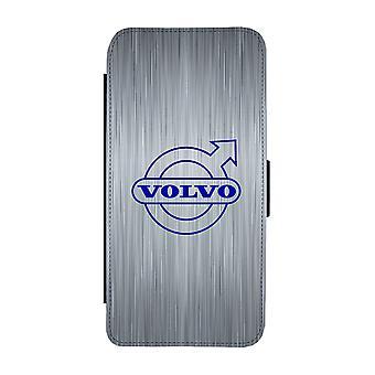 Volvo Logo Samsung Galaxy S9 Plånboksfodral
