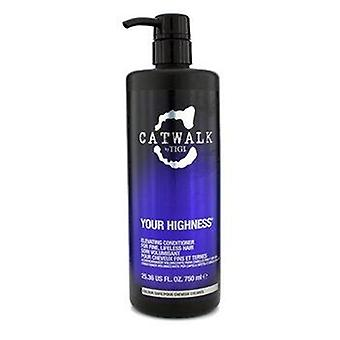 Catwalk Your Highness Elevating Conditioner (For Fine, Lifeless Hair) 750ml or 25.36oz