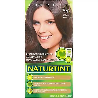 Naturtint Permanent Hair Color 5N Light Chestnut Brown