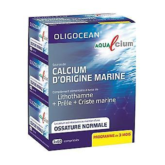Calcium d'origine marine 180 comprimés