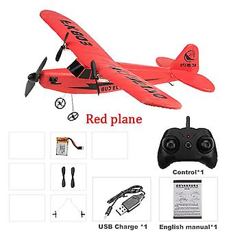 Rc Electric Remote Control Airplane, Epp Foam 2.4g - Toy