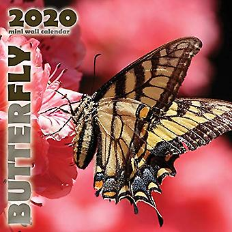 Butterfly 2020 Mini Wall Calendar