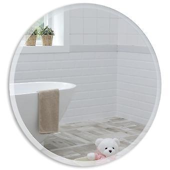 Round Wall Mirror 60 x 60cm & Demister