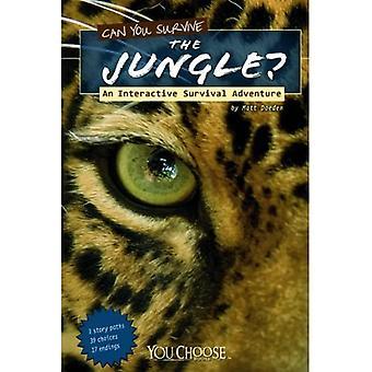 Você pode sobreviver na selva?
