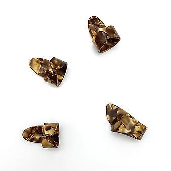 Selluloidi-sormi-peukalo poimintoja akustiseen sähkökitaraan