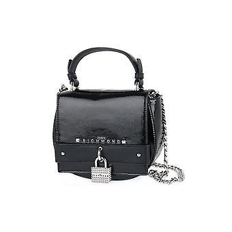 Richmond blk handbag nasaq bags