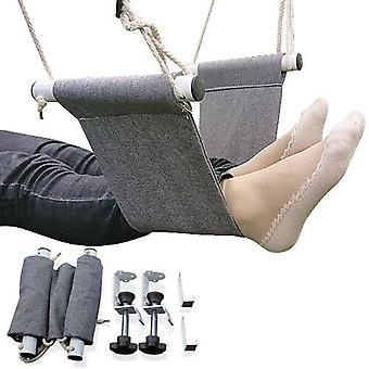 Suitable For All Types Of Table Foot Hammocks Adjustable Office Foot Pedals