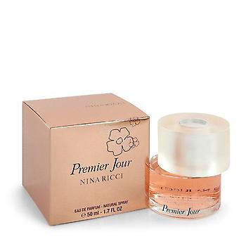 Premier Jour Eau De Parfum Spray By Nina Ricci 1.7 oz Eau De Parfum Spray