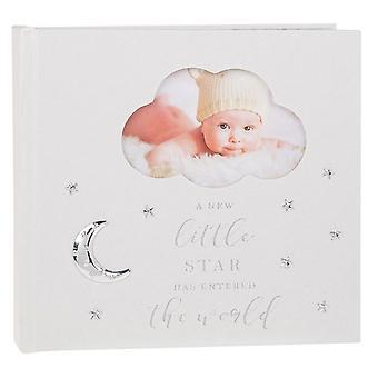Little Star Baby Album Large 4x6