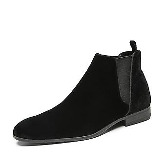 Herfst Winter Boots & Fashion Schoenen, Comfy Slip-on Casual, Original Classic