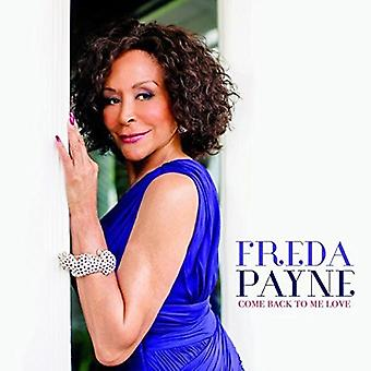 Freda Payne - Come Back Me Love [CD] USA import