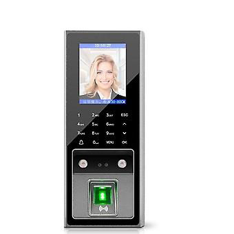 300 Face 3000 Figners 2.8inch Lcd Tcp/ip Usb Biometric Fingerprint Face Access