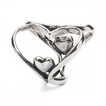 Trollbeads Heart To Heart Pendant TAGPE-00071