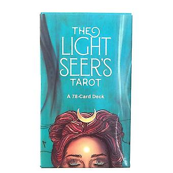 Oracle Light Seer's Tarot Tarot Oracle Card Board Deck Games Palying Cards