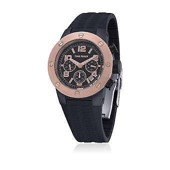 Mens Watch Time Force TF4004M15, Quartz, 43mm, 5ATM