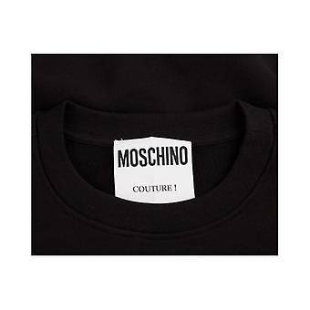 Moschino Couture Moschino Milano Crew Neck Sweat
