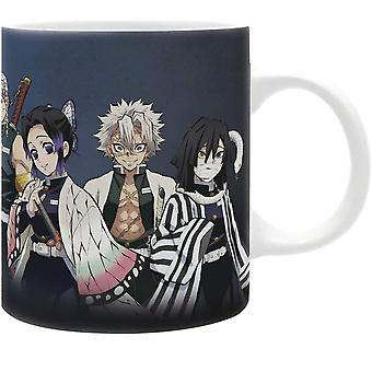 Demon Slayer Pillars 11 Ounce Mug