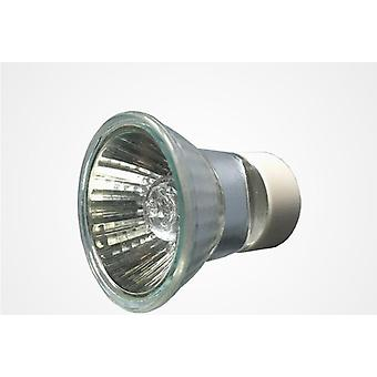 2 Pcs Mini Halogen Lamp Gu10 35w