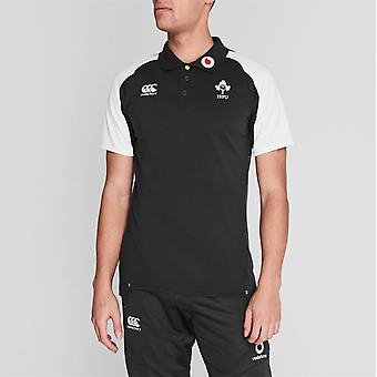 Canterbury Ireland Rugby Polo Camisa Hombres