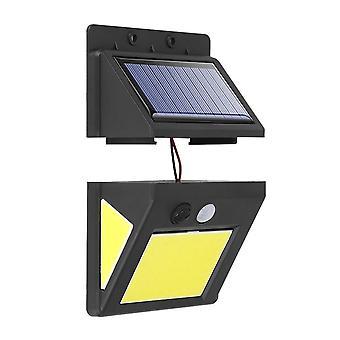 Led Split Solar Light, Outdoor Pir Motion Sensor Wall Lamp