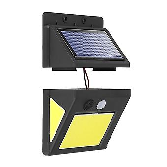 Led Split Solar Light, lampada da parete pir motion sensor outdoor