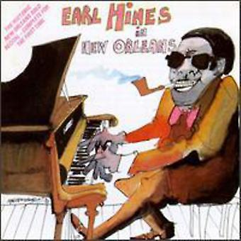 Earl Fatha Hines - In New Orleans [CD] USA import