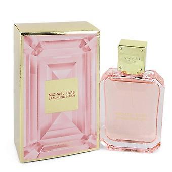 Michael Kors Sparkling Blush Eau De Parfum Spray von Michael Kors 3.4 oz Eau De Parfum Spray