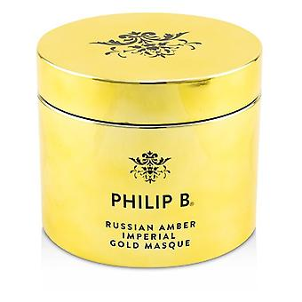 Philip B Russian Amber Imperial Gold Masque 236ml/8oz