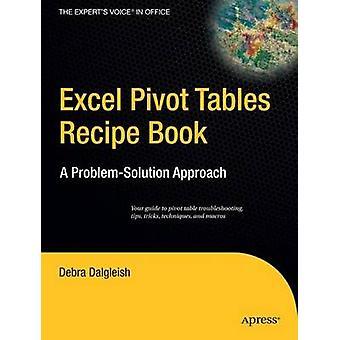 Receptbok för pivottabeller i Excel – en problemlösningsmetod från Debra