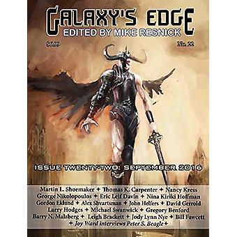 Galaxy's Edge Magazine - Issue 22 - September 2016 by Mike Resnick - 9