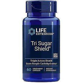 Life Extension Tri Sugar Shield 60 Gélules Végétales