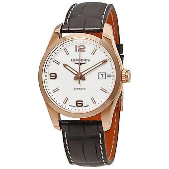 Longines Conquest Classic Automatic Silver Dial Men's Watch L27858763