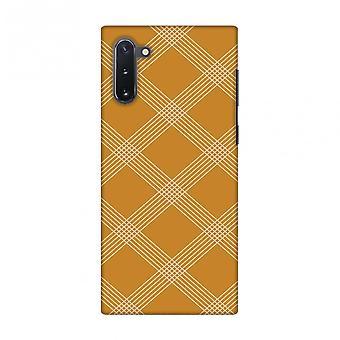 Carbon Fibre Redux Desert Sand 5 Slim Hard Shell Case For Samsung