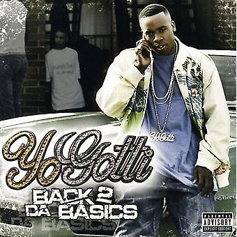 Yo Gotti - Back 2 Da Basics [CD] USA import