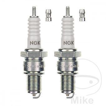 NGK Bougies BP7ES SB (3355) - 2 Pack