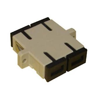 Serveredge Sc To Sc Multi Mode Duplex Om1 Fibre Adapter