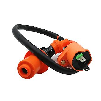 Racing Ignition Coil For Gy6/ 50cc/ 125cc/ 150cc/ Engines Motorcycle