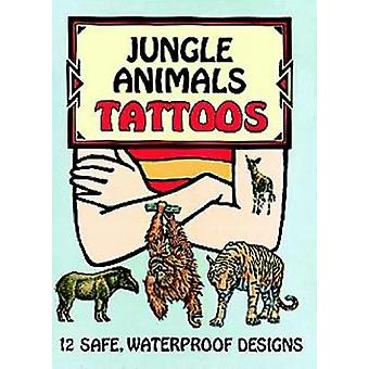 Jungle Animals Tattoos by Dianne GaspasEttl