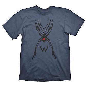 Overwatch, T-shirt - Widowmaker Tattoo