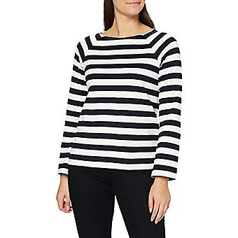 ESPRIT 090EE1K303 T-Shirt, White (110), L Woman
